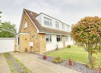 Thumbnail 3 bedroom property for sale in Ash End, Alconbury, Huntingdon