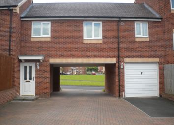 Thumbnail 1 bed maisonette to rent in Capercaille Drive, Heath Hayes