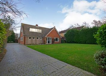 Thumbnail 4 bed detached house for sale in Stonehaugh Way, Darras Hall, Ponteland, Northumberland