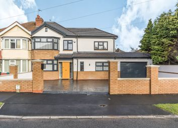 Thumbnail 3 bed semi-detached house for sale in Forest Road, Oldbury