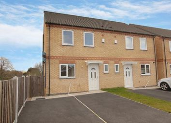 Thumbnail 3 bed semi-detached house for sale in Rossington Street, Denaby Main, Doncaster