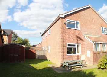Thumbnail 1 bed end terrace house for sale in Dove Gardens, Park Gate, Southampton