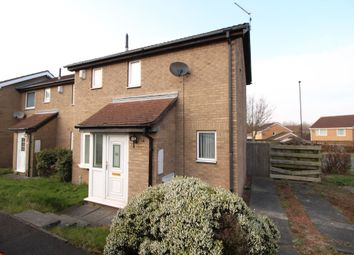 Thumbnail 2 bedroom terraced house for sale in Dereham Court, Westerhope, Newcastle Upon Tyne