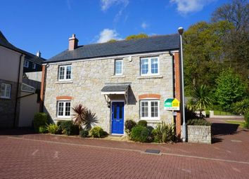 Thumbnail 4 bed detached house for sale in Duporth, St. Austell, Cornwall