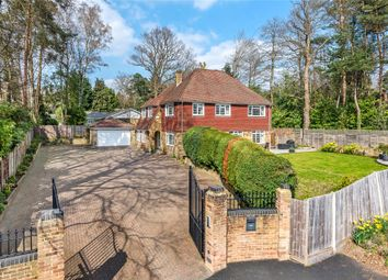 5 bed detached house for sale in Iberian Way, Camberley, Surrey GU15