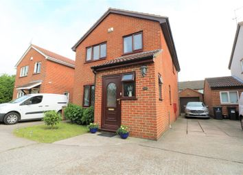 Thumbnail 4 bed detached house for sale in Chadwick Close, Northfleet, Gravesend