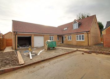 Thumbnail 4 bed detached house for sale in The Grayingham, Wardentree Lane, Pinchbeck, Spalding
