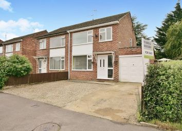 Thumbnail 3 bed semi-detached house for sale in Nuffield Drive, Banbury