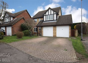 Thumbnail 4 bed detached house for sale in The Magpies, Luton, Bedfordshire