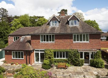 Thumbnail 6 bedroom detached house for sale in Hallow Road, Worcester, Worcestershire