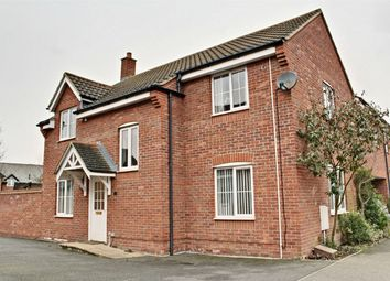 Thumbnail 3 bedroom link-detached house for sale in Foxhollow, Great Cambourne, Cambourne, Cambridge