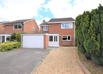 Thumbnail 4 bed detached house for sale in Lincoln Close, Winnersh, Wokingham, Berkshire