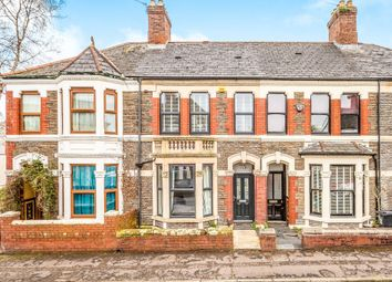 4 bed terraced house for sale in Llanfair Road, Pontcanna, Cardiff CF11