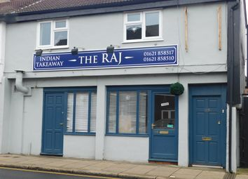 Thumbnail 1 bed flat to rent in High Street, Maldon, Essex