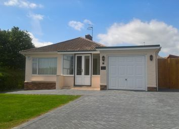 Thumbnail 3 bed bungalow to rent in Homefield Road, Seaford