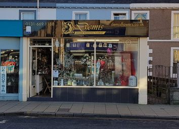 Thumbnail Retail premises for sale in Portobello High Street, Edinburgh