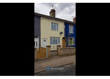Thumbnail 3 bed terraced house to rent in Princes Road, Peterborough