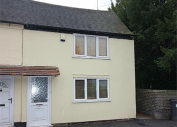 Thumbnail 2 bed cottage to rent in Church Road, Warton, Tamworth, Stafforshire