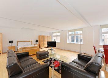Thumbnail Studio to rent in Newbury Street, London