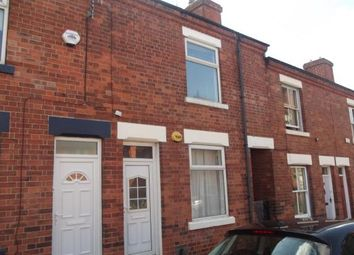 Thumbnail 2 bed terraced house to rent in Waterford Street, Nottingham