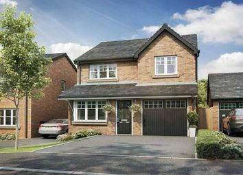 Thumbnail 4 bed detached house for sale in Grasmere Avenue, Farington, Leyland