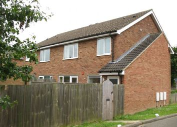 Thumbnail 2 bed flat to rent in Barkers Lane, Bedford