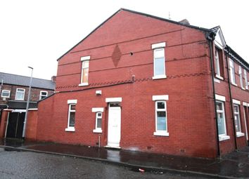 Thumbnail 2 bed terraced house for sale in Ayrshire Road, Salford