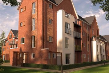 Thumbnail 1 bedroom flat to rent in Landguard Place, Banister Park, Southampton