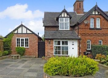 Thumbnail 1 bed cottage for sale in Bryn Cottages, Warrington Road, Northwich