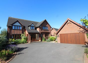 Thumbnail 4 bed detached house for sale in Old Forge Gardens, Inn Lane, Hartlebury