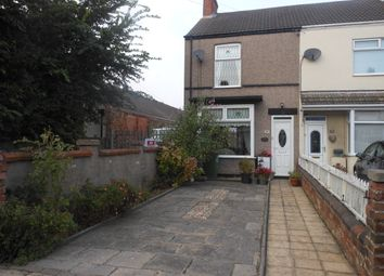 Thumbnail End terrace house for sale in Poplar Road, Cleethorpes