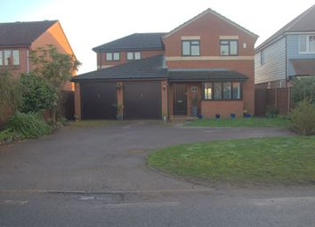 Thumbnail 4 bed detached house for sale in Steam Mill Road, Bradfield, Manningtree