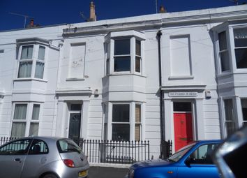 Thumbnail 6 bedroom terraced house to rent in Great College Street, Brighton