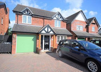Thumbnail 4 bed detached house for sale in 22 Huntersfield, Shavington, Crewe