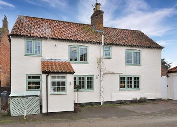 Thumbnail 3 bed detached house for sale in South End, Collingham, Newark