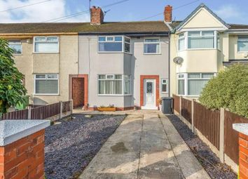 Thumbnail 3 bed terraced house for sale in Watling Avenue, Litherland, Liverpool, Merseyside