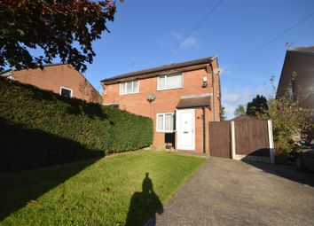 Thumbnail 2 bed semi-detached house for sale in Norwich Drive, Upton, Wirral