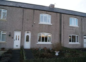 Thumbnail 2 bed terraced house for sale in Bristol Street, New Hartley, Whitley Bay