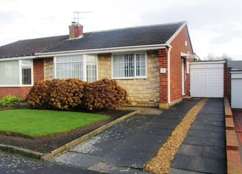Thumbnail 2 bed bungalow for sale in Elston Close, Chapel House, Newcastle Upon Tyne