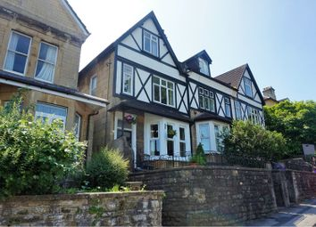 Thumbnail 4 bedroom end terrace house for sale in Wells Road, Bath