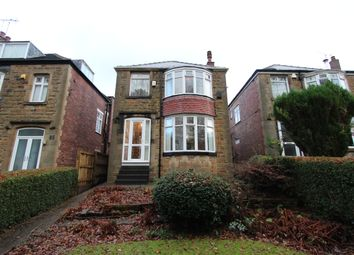 Thumbnail 3 bedroom detached house for sale in Norfolk Park Avenue, Sheffield