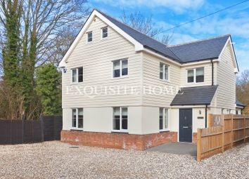 Thumbnail 5 bed detached house for sale in Dunmow Road, Takeley, Bishop's Stortford