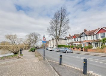 Thumbnail 3 bed terraced house for sale in Grove Park Road, London