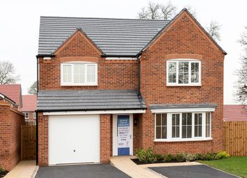 "Thumbnail 4 bed detached house for sale in ""The Durham"" at Farrier Gardens, Eccleshall, Stafford"