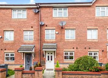Thumbnail 4 bed town house for sale in Lowbrook Avenue, Blackley, Manchester