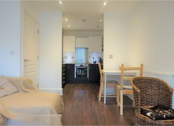 Thumbnail 1 bed flat for sale in 1 Axio Way, Bow