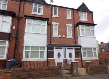 Thumbnail 5 bed terraced house for sale in Clarendon Road, Whalley Range, Manchester, Greater Manchester