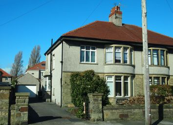 Thumbnail 1 bed flat to rent in Stuart Avenue, Bare, Morecambe
