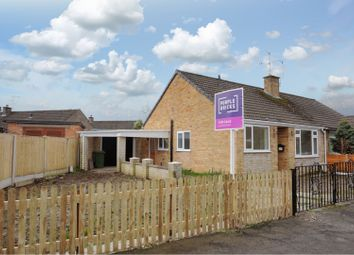 Thumbnail 2 bed semi-detached bungalow for sale in Blackfriars, Oswestry