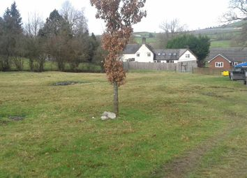 Thumbnail Land for sale in Llandegly, Llandrindod Wells